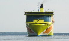 Tallinki Superstari müügi jõustumine tõi kaasa pooletunnise hilinemise
