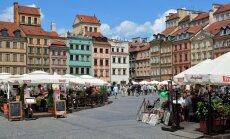 Varssavi - kultuurihuvilise puhkaja odavaim peatuspaik