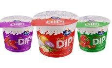 Alma uued DIP! dipikastmed tutvustavad maailmamaitseid