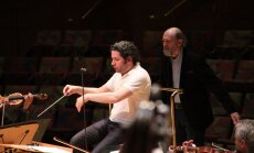 Arvo Pärdi muusika kuulub maailmale: Uue teose esiettekandel tervitati helilooja lavaletulekut püsti seistes