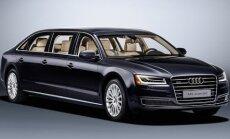 Audi lipulaev saab Euroopas XXL-versiooni A8 L extended