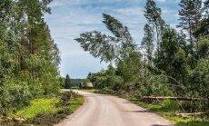 Torm Lõuna-Eestis