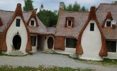 Скрытое сокровище Трансильвании: сказочный замок в Долине Фей