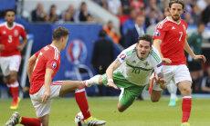 OTSEBLOGI: Põhja-Iirimaa omavärav viis Walesi kaheksandikfinaali juhtima
