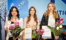 Liina Laasma, Anastassia Kovalenko ja Karoliine Loit