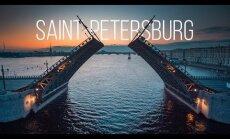 ВИДЕО ДНЯ: Санкт-Петербург — город, в который невозможно не влюбиться