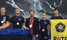 Представители эстонского ушу завоевали золотые медали в Москве