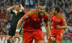 Belgia võrgu sahistamine on Gareth Bale'ile tuttav töö. Aasta eest lõi ta Walesi võiduvärava EM-valikmängus.