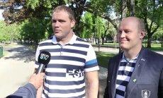 DELFI VIDEO: Kuidas kulgeb Heiki Nabi ja Ardo Arusaare olümpiaks valmistumine?