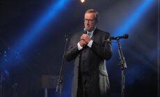 ФОТО DELFI: В Кадриорге состоялся концерт по случаю 25-й годовщины восстановления независимости