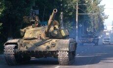 Kaitseväe luureülem: Venemaa formeeris Lääne ringkonnas tankiarmee
