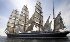 Ära maga maha! Tallinnasse saabuvad legendaarsed purjekad Mir ja Sedov