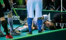 Saalihoki MM Saksamaa - Soome