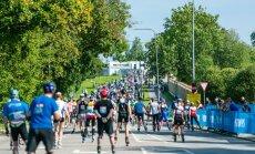 Tartu Rulluisumaratonist võttis osa ligi 1700 spordisõpra