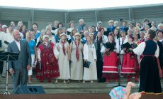 Kuressaares toimus 4 Vaba rahva laul