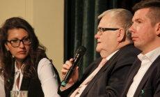 В Кохтла-Ярве прошло заседание Совета уполномоченных Центристской партии