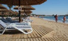Egiptuse talvehooaja reiside müük on alanud, välisministeerium alandas ohutaset