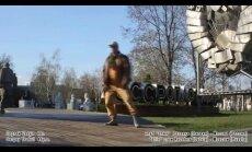 ВИДЕО: Звезды советского брейк-данса устроили видеофлешмоб - есть ветераны из Таллинна и Нарвы