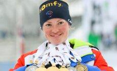 Dorin Habert võitis kuuenda medali, pronks Mäkäräinenile