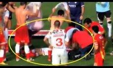 VIDEO: Argentiina jalgpalli tabas teine surmajuhtum kahe nädala jooksul
