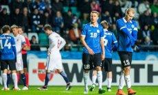 Mets ja Klavan mängus Norraga