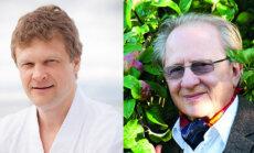 Alkeemia Akadeemia XIII: ida ja lääne tervisetarkusi jagavad arstid Rene Bürkland ja Adik Levin