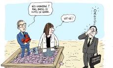 Uus tase: ettevõtja maksku ametniku lähetus kinni, sest EAS-il raha ei ole