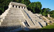 Археологи нашли туннель в загробную жизнь под древней пирамидой майя