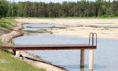 Kaarmise järv Saaremaal jooksis tühjaks