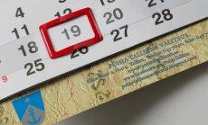 Põhja-Tallinna linnaosa kalender