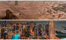 Чудо перевоплощения: Дубай — 60 лет назад и сегодня