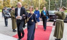 Vabariigi Presidendi ametisse astumise tseremoonia Kadriorus ja Toompeal