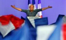"""""""Prantsusmaa saab taas suureks ja ma teen selle nimel kõik,"""" ütles Le Pen hiljutises kõnes. Kõlab tuttavalt?"""