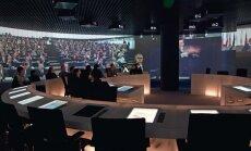 Europarlamendi külastuskeskus Brüsselis