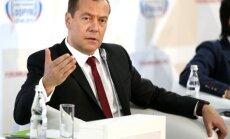 Медведев рассказал о снижении реальных доходов россиян