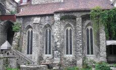 Dominiiklaste klooster: atraktiivne mälestishoone, mille taastamine kuidagi ei õnnestu