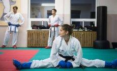 Karate noorte maailmameister Li Lirisman ütleb, et võimalus olümpiale pääseda innustab veelgi tõsisemalt treenima.