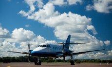 Lennuamet andislennuloa ainult ühele Aviesi lennukile. Pildil olevat Jetstream 31 kasutas Avies näiteks Tallinna-Kuressaare liinil.