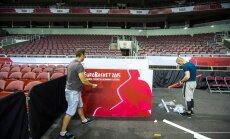 Korvpalli EM Riias 2015 esimene päev