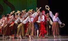 Baltikum tantsib ja Tarbatu 65. juubelikontsert