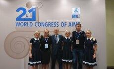 Tallinn valiti Rahvusvahelise Maratonide Liidu (AIMS) kongressi läbiviijaks 2018. aastal