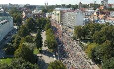 Tallinn kandideerib maineka Rahvusvahelise Maratonide Liidu (AIMS) kongressi läbiviijaks 2018. aastal