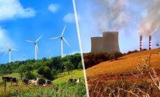 ECOenergia vs fossiilsete kütuste põletamine