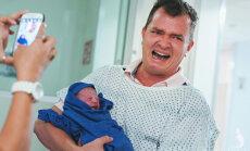FOTOD: Milline õnnetunne! 35 pilti äsja isaks saanud meestest