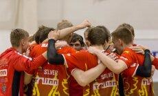Tallinna Selver on võrkpalli finaalseeria väga põnevaks ajanud.