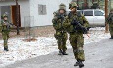 Uuring: ligi pooled Scoutspataljoni võitlejad joovad ohtlikult palju