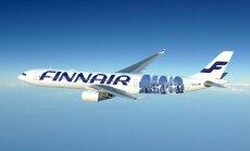 Finnairi lend hilines inimliku prohmaka tõttu kümme tundi