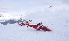 Õnnetus Alpides
