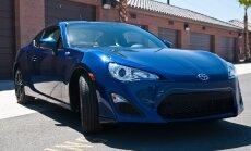 Toyota tütarmark Scion jääb ajalukku, autod saavad uue märgistuse