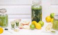 <em>Detox</em> nädalavahetusest: Ühepäevane smuutikuur, mis puhastab keha nädalavahetuse ülesöömistagajärgedest